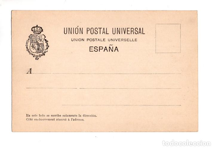 Postales: SALAMANCA.- RECUERDO DE SALAMANCA. PUERTAPRAL DE LA CATEDRAL - Foto 2 - 134918794