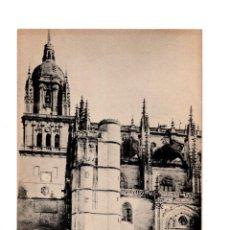 Postales: SALAMANCA.- TORRE DE LA CATEDRAL. Lote 134919974