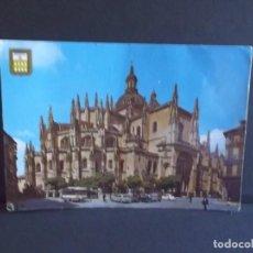 Postkarten - POSTAL CATEDRAL DE SEGOVIA - 135068730