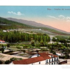 Postales: BÉJAR (SALAMANCA).- DETALLES DEL MONTE. ED. HIJO DE DANIEL R. ARIAS. Lote 135070266