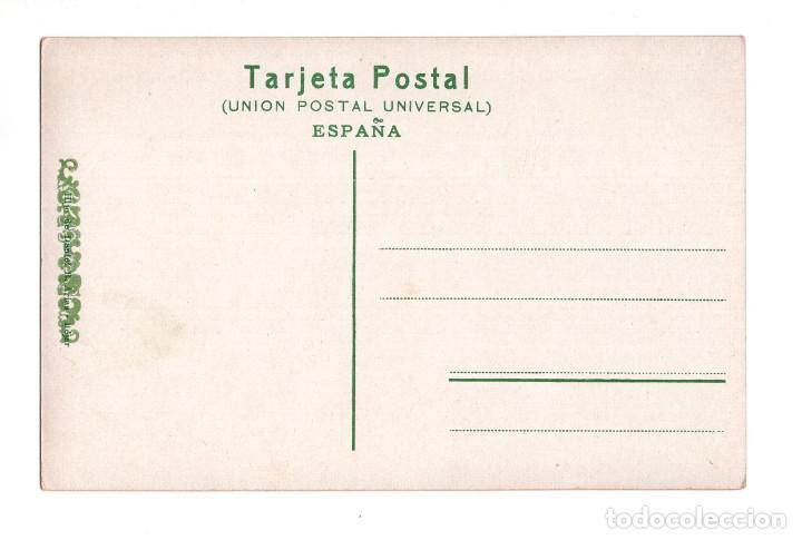Postales: BÉJAR (SALAMANCA).- DETALLES DEL MONTE. ED. HIJO DE DANIEL R. ARIAS - Foto 2 - 135070266