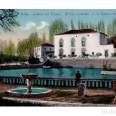 Postales: BÉJAR (SALAMANCA).- ARDINES DEL BOSQUE (ANTIGUA POSESIÓN DE LOS DUQUES DE BEJAR). Lote 135070290