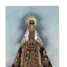 Postales: BÉJAR (SALAMANCA).- PATRONA DE BÉJAR NUESTRA SEÑORA DEL CASTAÑAR. Lote 135071098