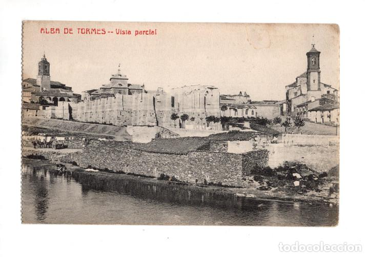 ALBA DE TORMES. (SALAMANCA).- VISTA PARCIAL (Postales - España - Castilla y León Antigua (hasta 1939))