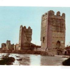 Postales: MADRIDGAL DE LAS ALTAS TORRES (ÁVILA) CAÑOS, MURALLAS Y TORREONES. . Lote 135338746