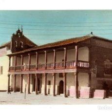 Postales: MADRIGAL DE LAS ALTAS TORRES (ÁVILA) REAL HOSPITAL.. Lote 135338846