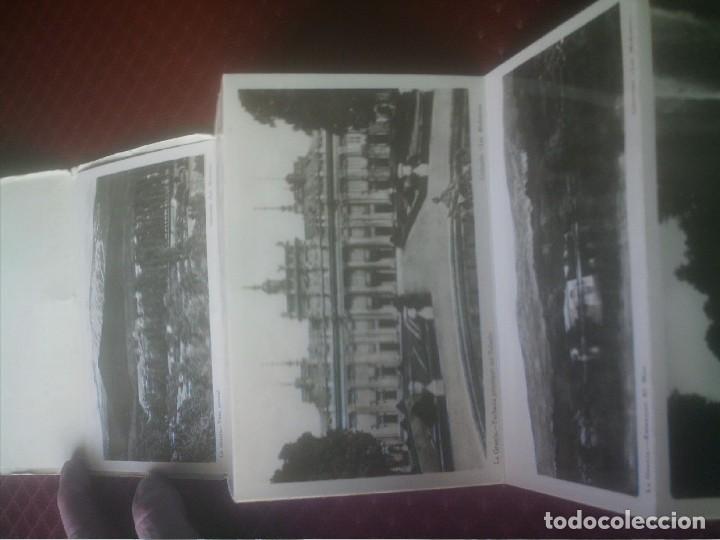 Postales: DESPLEGABLE FOTOGRAFICO LA GRANJA LAS FUENTES. - Foto 4 - 135624446