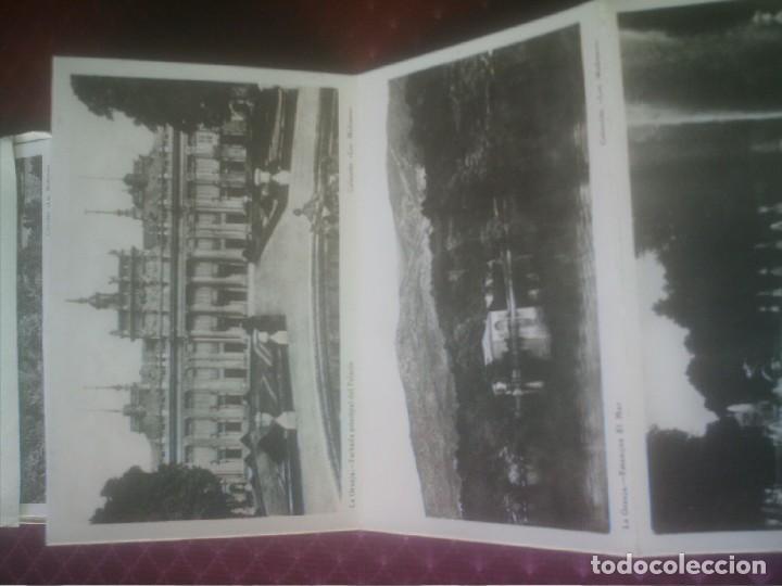 Postales: DESPLEGABLE FOTOGRAFICO LA GRANJA LAS FUENTES. - Foto 5 - 135624446