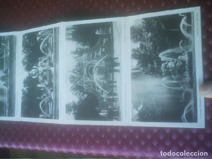 Postales: DESPLEGABLE FOTOGRAFICO LA GRANJA LAS FUENTES. - Foto 6 - 135624446