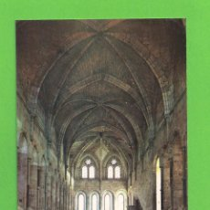Cartoline: POSTAL - MONASTERIO CISTERCIENSE DE SANTA MARIA DE HUERTA - SORIA -. Lote 135917070