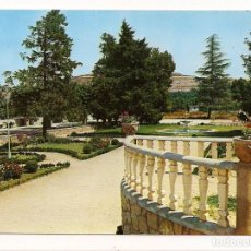 Postales: BRIVIESCA - BURGOS - PARQUE MUNICIPAL DE LA FLÓRIDA - Nº15 EDICIONES VISTABELLA - ESCRITA. Lote 136074090