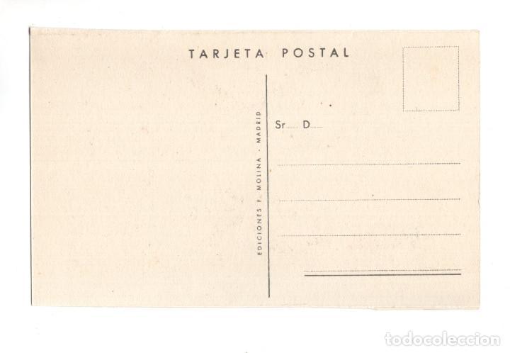 Postales: ZAMORA.- TRAJE REGIONAL. DIBUJO DE ELSY GUMIER - Foto 2 - 136153166