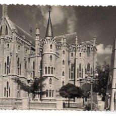 Postales: LEÓN - ASTORGA - PALACIO EPISCOPAL - Nº13 - ED. GRECOR. Lote 136156610