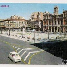 Postales: VALLADOLID - PLAZA MAYOR Y AYUNTAMIENTO - Nº354 - EDICIONES PARIS - SIN CIRCULAR. Lote 136159114
