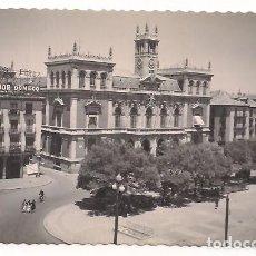 Postales: VALLADOLID - PLAZA MAYOR Y AYUNTAMIENTO - Nº II. - EDICIONES DARVI. Lote 136159294