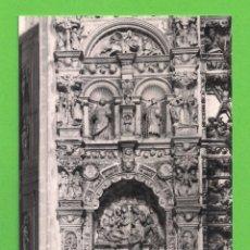 Cartes Postales: POSTAL - SEPULCRO DEL MARQUÉS DE VILLENA - MONASTERIO DE STA. Mª DEL PARRAL - SEGOVIA -. Lote 136323190