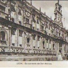 Postales: P- 8903. POSTAL LEON, EX CONVENTO DE SAN MARCOS. . Lote 136460658