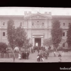 Postales: VALLADOLID - CLICHE ORIGINAL - NEGATIVO EN CELULOIDE - AÑOS 1900-1920 - FOTOTIP. THOMAS, BARCELONA. Lote 137704266