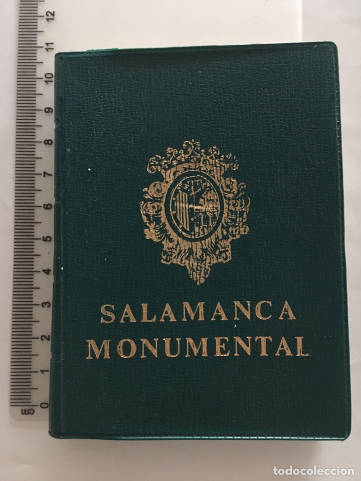 Postales: SALAMANCA MONUMENTAL. 20 POSTALES - Foto 3 - 138962906