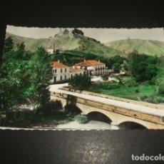 Postales: BURGO DE OSMA SORIA CASTILLO DE OSMA. Lote 139126130