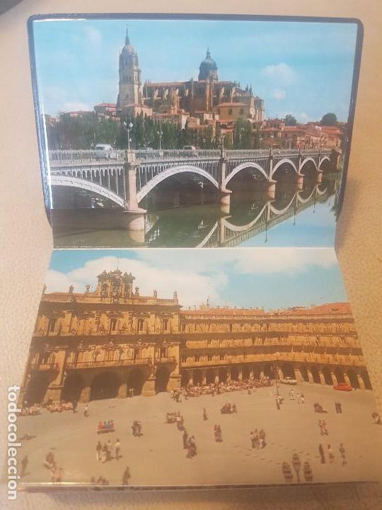 Postales: BELLO LIBRO (LOTE, POSTAL.) DE 20 POSTALES - SALAMANCA MONUMENTAL - AÑOS 60/70. - Foto 3 - 139204978