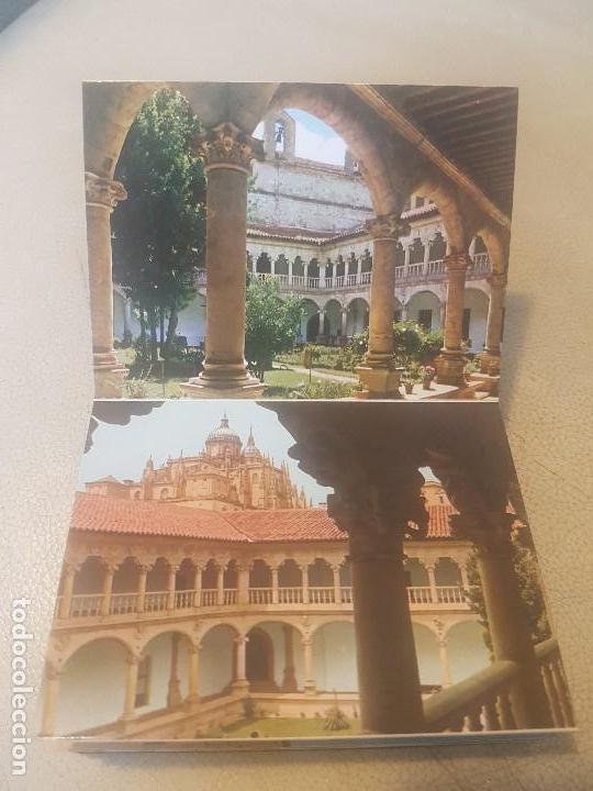 Postales: BELLO LIBRO (LOTE, POSTAL.) DE 20 POSTALES - SALAMANCA MONUMENTAL - AÑOS 60/70. - Foto 5 - 139204978