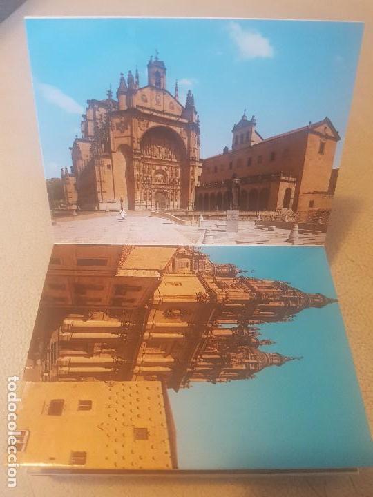 Postales: BELLO LIBRO (LOTE, POSTAL.) DE 20 POSTALES - SALAMANCA MONUMENTAL - AÑOS 60/70. - Foto 6 - 139204978