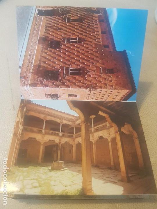Postales: BELLO LIBRO (LOTE, POSTAL.) DE 20 POSTALES - SALAMANCA MONUMENTAL - AÑOS 60/70. - Foto 8 - 139204978