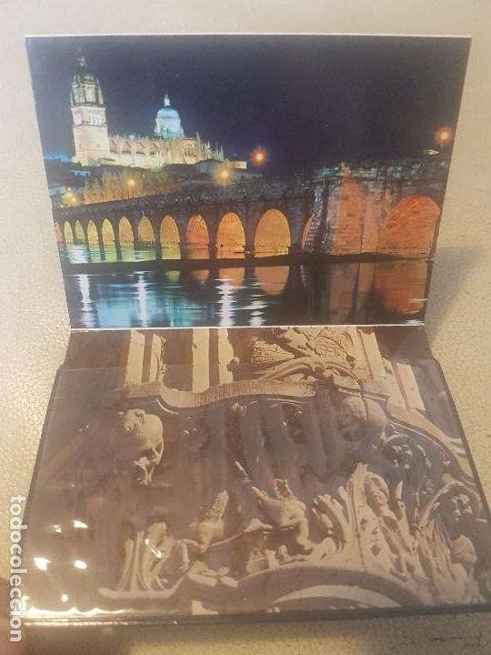 Postales: BELLO LIBRO (LOTE, POSTAL.) DE 20 POSTALES - SALAMANCA MONUMENTAL - AÑOS 60/70. - Foto 12 - 139204978