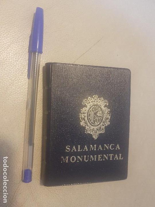 Postales: BELLO LIBRO (LOTE, POSTAL.) DE 20 POSTALES - SALAMANCA MONUMENTAL - AÑOS 60/70. - Foto 13 - 139204978