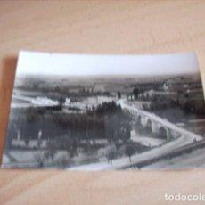 Postales: ROA DE DUERO ( BURGOS ) VISTA PANORAMICA PUENTE SOBRE EL RIO DUERO. Lote 139522494
