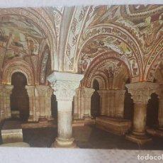 Postales: POSTAL DE LEÓN (SAN ISIDRO). PANTEÓN DE REYES. SIN CIRCULAR.. Lote 139722734