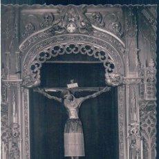 Postales: POSTAL BURGOS - CATEDRAL - EL SANTISIMO CRISTO - GARRABELLA 115. Lote 139944906