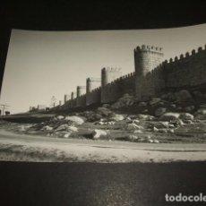 Postales: AVILA MURALLAS. Lote 140092310