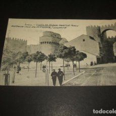 Postales: AVILA PUERTA DEL ALCAZAR. Lote 140093790