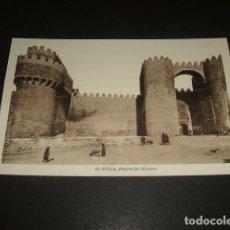 Postales: AVILA PUERTA DEL ALCAZAR. Lote 140094514