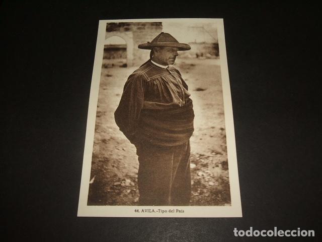 AVILA TIPO DEL PAIS (Postales - España - Castilla y León Antigua (hasta 1939))