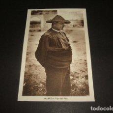 Postales: AVILA TIPO DEL PAIS. Lote 140097354