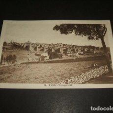 Postales: AVILA VISTA GENERAL. Lote 140097730