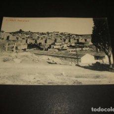 Postales: AVILA VISTA GENERAL. Lote 140097794