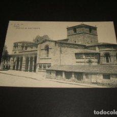 Postales: AVILA BASILICA DE SAN VICENTE. Lote 140183254
