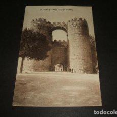 Postales: AVILA ARCO DE SAN VICENTE. Lote 140183798