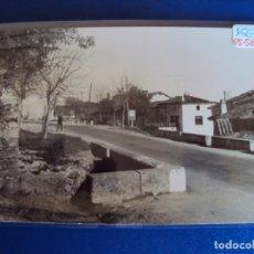 Postales: (PS-58782)POSTAL DE POYALES DEL HOYO-CARRETERA. Lote 140276750