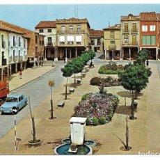Postales: SAHAGUN Nº 251 PLAZA DEL GENERALISIMO .- EDICIONES ALCE S/C. Lote 140328522
