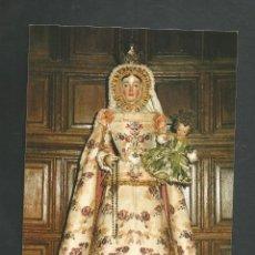Postales: POSTAL CIRCULADA - VIRGEN DEL ROSARIO SIGLO XVII - MONJAS DOMINICAS - TORO - ZAMORA - ED ESCUDO ORO. Lote 140453546