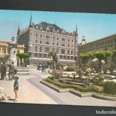 Postales: POSTAL CIRCULADA - LEON 18 - EDITA GARCIA GARRABELLA. Lote 140455146