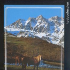 Postales: PICOS DE EUROPA. *EL JISO - PRAO CORTÉS...* ED. FOTO SANDI Nº 50. NUEVA.. Lote 140518994