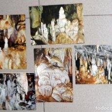 Postales: LOTE 5 POSTALES ARENAS DE SAN PEDRO ÁVILA - GRUTA EL ÁGUILA - ANTIGUAS - EDICIONES VISTABELLA. Lote 140576786