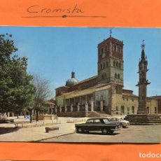 Postales: JAEN ( COCHES DE LA EPOCA ) - CIRCULADA / ( NOV2018-3 ). Lote 140591750