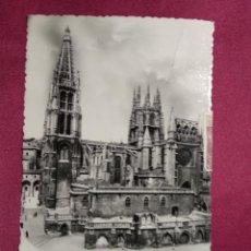 Postales: TARJETA POSTAL. BURGOS. Nº 47. CATEDRAL. HELLOTÍPIA ARTÍSTICA ESPAÑOLA. Lote 140601234